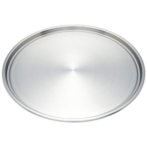 Maxam KTBKPZ Stainless Steel Pizza Pan