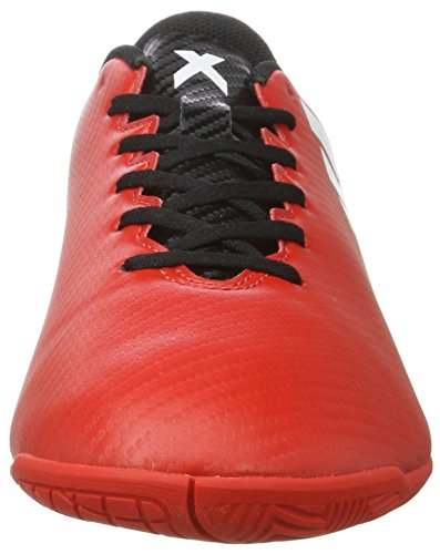 De red Chaussures In 16 X ftwr Rouge Homme core 4 White Black Futsal Adidas fFw1Xqf