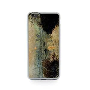 CaseCityLiu - Sunrise, the impression Claude Monet Oil Painting Design Hard Case Cover for Apple iPhone 5 5s 5th 5g 5Generation Come With FREE Non Woven Packing Bag