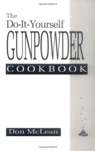The Do-it-Yourself Gunpowder Cookbook (Salt Printing Chemicals)