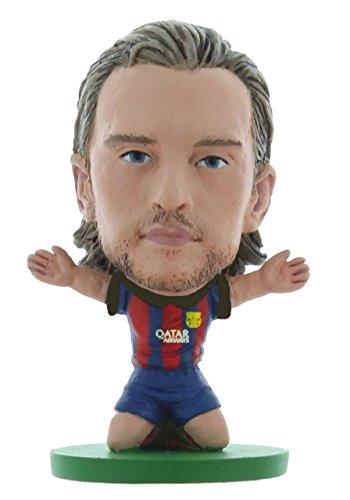 Soccerstarz Barcelona Ivan Rakitic Home Kit Football Figures Figurines