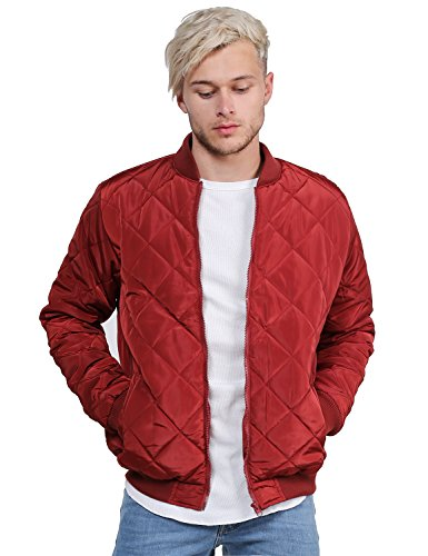 quilted bomber men - 6