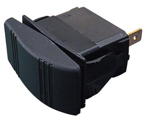 Sea Dog 420213-1 Illuminating Contura Rocker Switch, On/Off/On / SPDT