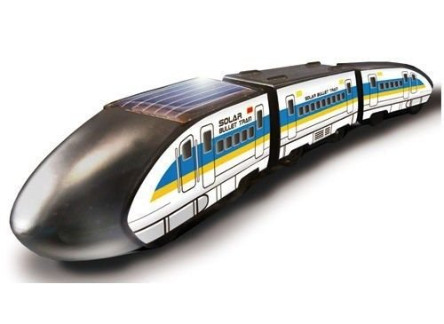 OWI  Solar Bullet Train by OWI