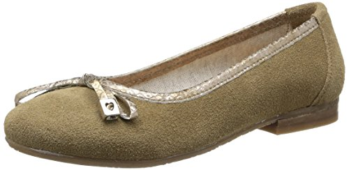 JONAK Aliane - Zapatos Niñas Beige (Serpent Beige)