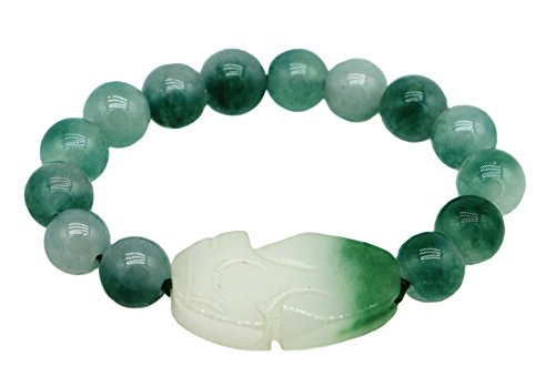 Feng Shui Pi Yao Pi Xiu Bracelet for Wealth Luck (With a Betterdecor ()