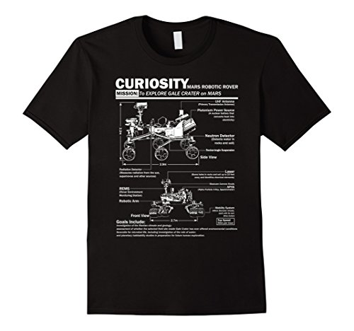 NASA t shirt (Rover Tee)