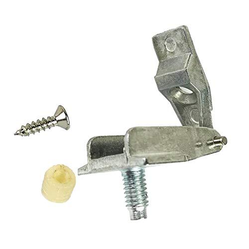 Baosity Car Outer Door Handle Hinge Repair Kit for Fiat 500 OEM 51939041 51964555