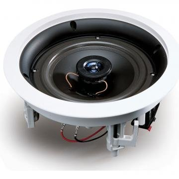 Pair New Niles Cc65 6 1/2'' White Contractor in Ceiling Mount Stereo Speaker by NILES