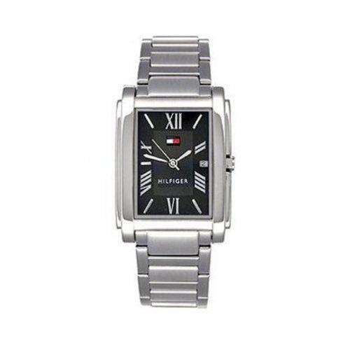 Tommy Hilfiger 1790277 - Reloj de mujer de cuarzo, correa de acero inoxidable color gris: Amazon.es: Relojes