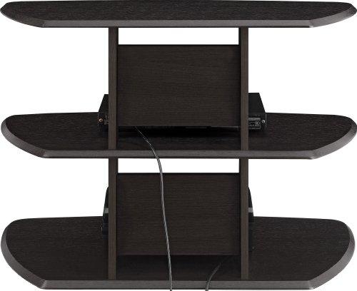 Amazon.com: Ameriwood Home Altra Furniture Galaxy II TV Stand TVs Up To  32 Inch, Espresso Finish: Kitchen U0026 Dining