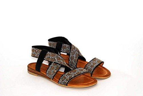 Zapatos verano sandalias de vestir para mujer Ripa shoes made in Italy - 09-90312