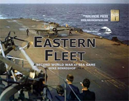 APL: Eastern Fleet Board Game, 4th Edition, for The Second World War at Sea Game Series