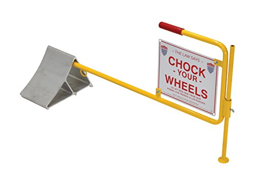 Vestil Wc H R Wheel Chock Holder 40 Lb Other Material Handling Business Industrial