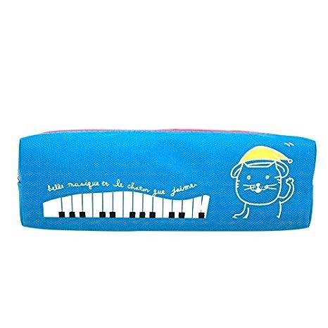 Hosaire Caja de Teclado de Piano Creativo de Dibujos ...