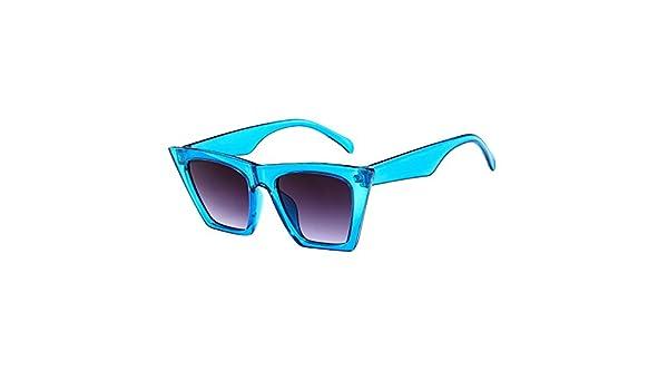 Gafas de Sol Mujer, JiaMeng Moda Mujer Damas Gafas de Sol de ...