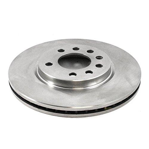 - DuraGo BR34062 Front Vented Disc Brake Rotor