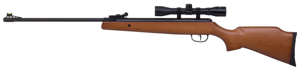 Optimus Air Rifle (.22) with Scope by Crosman