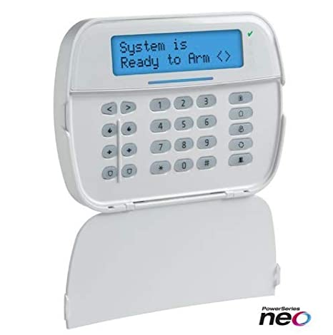 DSC - Sistema de alarma de seguridad (HS2LCDWF PowerSeries ...