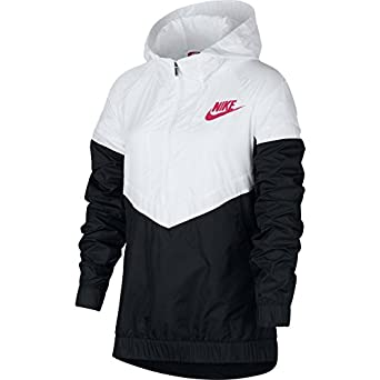29cd0fdee9b Amazon.com: Nike Sportswear Windrunner Big Kids' (Girls') Jacket ...