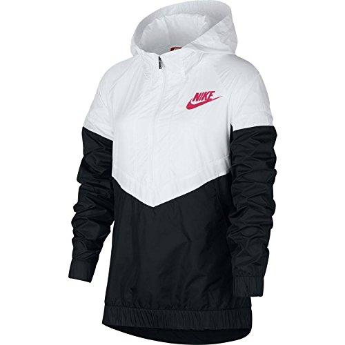 367dfebfa Amazon.com: Nike Sportswear Windrunner Big Kids' (Girls') Jacket Size  Medium (White): Basketball Shoes: Clothing