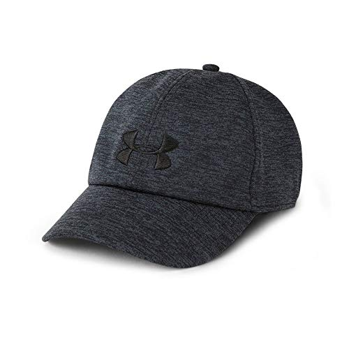 Under Armour Women's Twisted Renegade Cap, Black (001)/Black, One Size