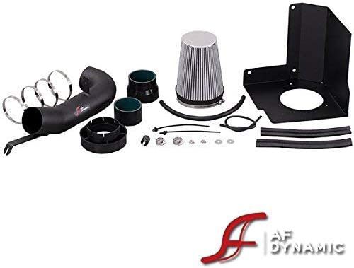 AF Dynamic Black Cold Air Filter Intake Systems Heat Shield 0708-GC-HS-1