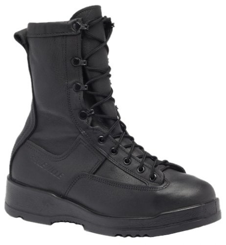 Belleville 880ST Waterproof Steel Toe Flight and Flight Deck Boot - 10.0 R - Black