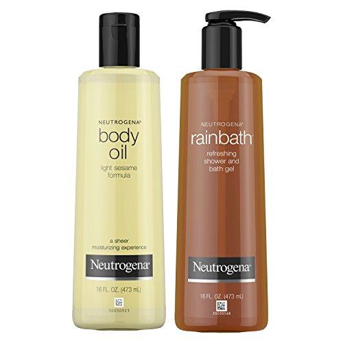 Neutrogena Rainbath Shower Body Regimen