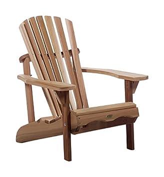Amazon.com : All Things Cedar Adirondack Chair : Adirondack Chair Kits :  Garden U0026 Outdoor