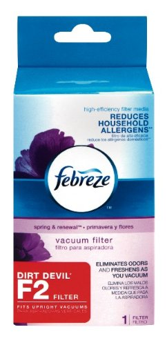 FEBREZE 24A51 DIRT DEVIL F2 VACUUM FILTER