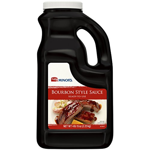 Minors Salsa Bourbon, 2.18 Kg