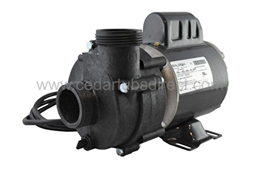 1/15 HP Balboa Circulation Pump - WOW circ hot tub pump -...