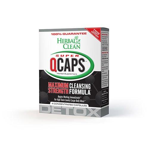 B.N.G. Herbal Clean Super Quick Caps 45 Min 4 Cap
