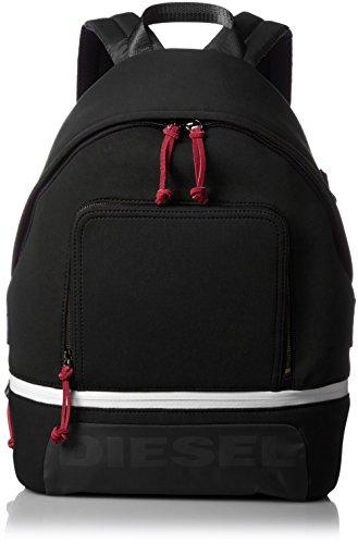 Diesel Men's Scuba Backpack, Black