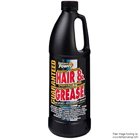 2xScotch Corporation Liquid Instant Hair Grease Remover for Drains 1 Litre
