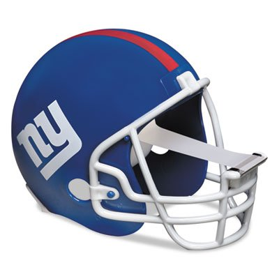 Scotch Magic Tape Dispenser, New York Giants Football Helmet with 1 Roll of 3/4 x 350 Inches Tape