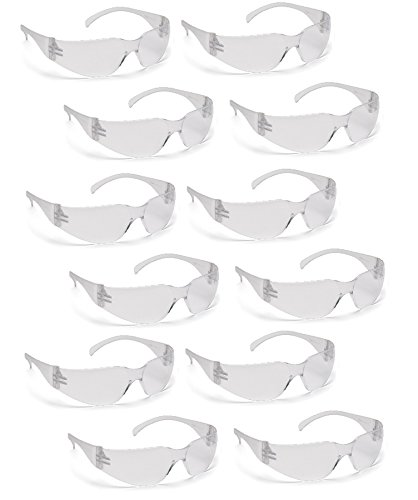 PYRAMEX INTRUDER SAFETY GLASSES S4110S product image