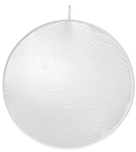 Flexfill Collapsible Light Reflector (20-inch, Silver/White Reversible) (Reflector Flexfill Collapsible)