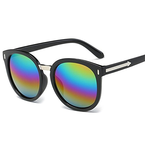 de de personalizadas la ocasionales Las salvajes cara Cuatro femeninas enmarcadas sol gafas Gafas de Lentes sol sol Shop de 6 redonda gafas Rp40qOa