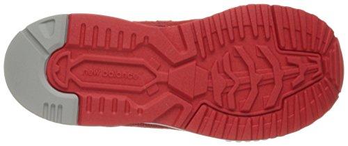 grey Bambini Balance Rosso 530 red Formatori – Unisex New dXx8zPqz