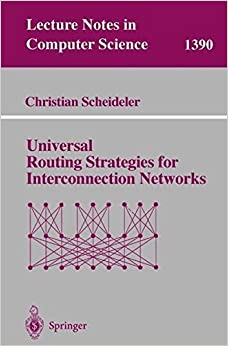 Universal Routing Strategies for Interconnection Networks (2008-06-13)