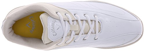 Callaway Footwear Womens Cirrus Golf Shoe White/Bone gVgoLFR8