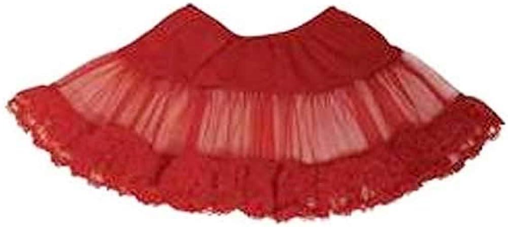 Teardrop Petticoat Adult