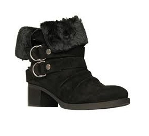 "Nine West Kurt Geiger ""careese"" Schwarz Wildleder Stiefelette"