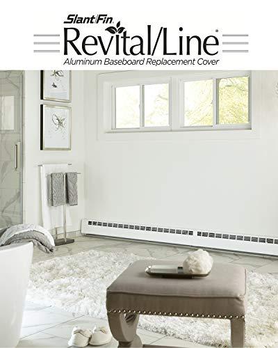 Slant Fin Revital Line Aluminum Baseboard Heater Cover