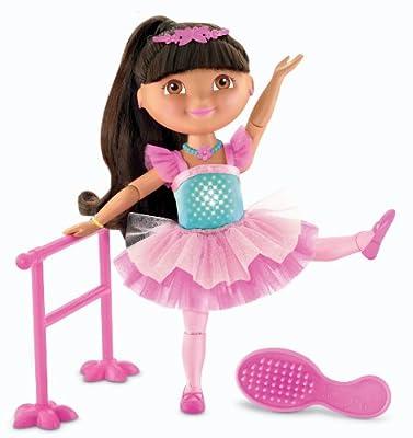 Fisher-Price Dora the Explorer Dance And Sparkle Ballerina