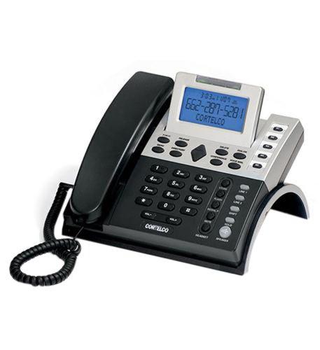 Cortelco 122000tp227s 2-Line Cid Business Tel. (Cortelco 2 Line Phone)