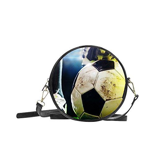 soccer-custom-interest-print-round-messenger-bag