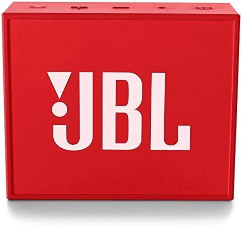 JBL GO Bluetooth Speaker 2-pack with Speakerphone, Red